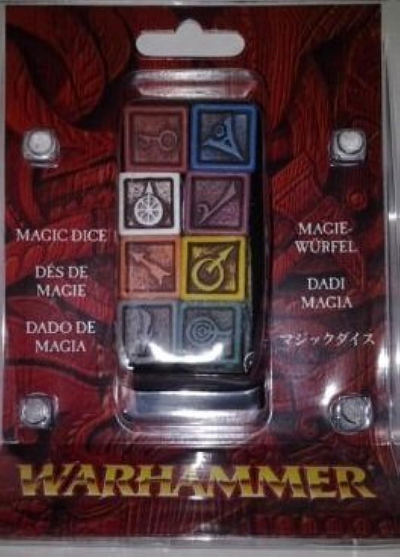 GW8007 MAGIC DICE by Games Workshop