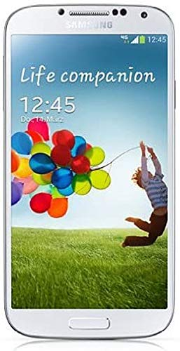 Samsung Galaxy S4 Smartphone (5 Zoll (12,7 cm) Touch-Display 16 GB Speicher, Android 5.0.), Special.Edition Weiss