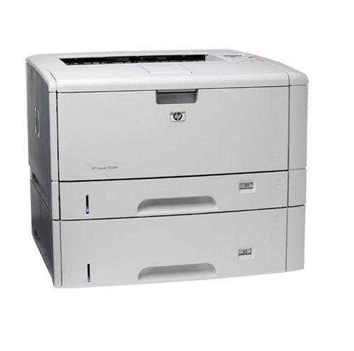 HP LaserJet 5200TN Mono Laserdrucker (A3, Drucker, Ethernet, USB, 1200x1200)
