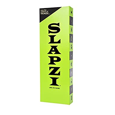 Slapzi Card Party Game from the Creators of Tenzi Dice Game - 2-8 Players