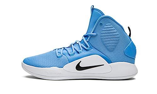 Nike Mens Hyperdunk X Tb Promo University/Blue/Black-White At3866 405 Size - 14