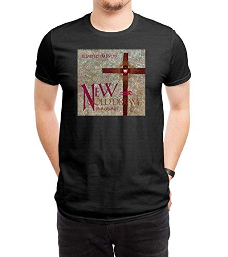New Gold Dream Album Graphic T-shirt, Black, S to XXL