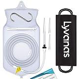 Lyvanas Einlauf Set Zur Darmreinigung (BPA- Und Phthalatfrei) - 2 Liter Klistier Set In...