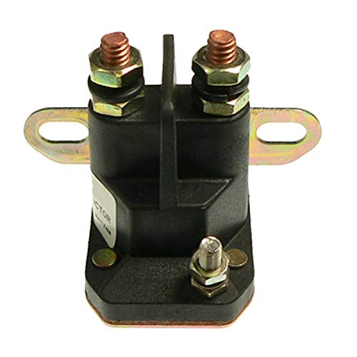 DB Electrical SSE6002 Starter Solenoid Relay Compatible With/Replacement For Polaris ATV & MTD Lawn Mower /3-Terminal /3083211, 4010930/725-0771/6699-102