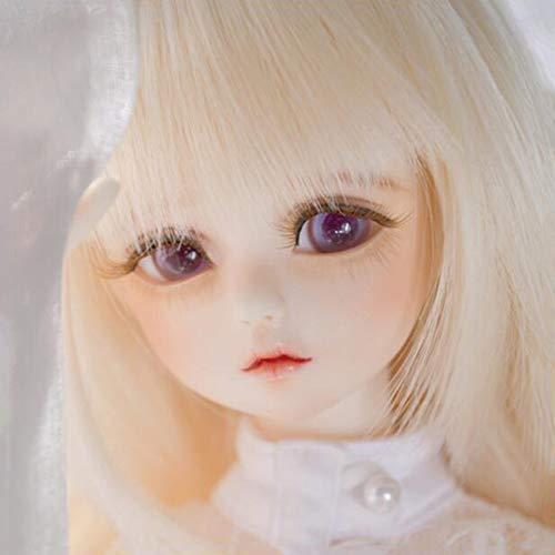 Creatief speelgoed voor kinderen BJD-pop 1/4 volledige set 40cm 15.7 inch kogelgewricht SD-poppen + pruik + rok + make-up + schoenen Surprise Gift Doll