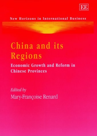 data marketplaces will open new horizons for your company China and its Regions: Economic Growth and Reform in Chinese Provinces (New Horizons in International Business series)