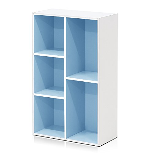 Furinno 5-Cube Reversible Open Shelf Only $28.04 (Retail $79.99)