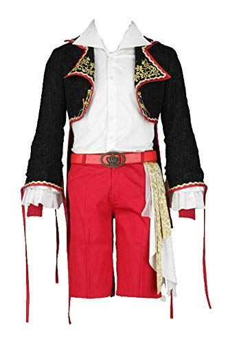 CHIUS Cosplay Costume The Sandplay Singing of The Dragon Kagamine Len Outfit V5