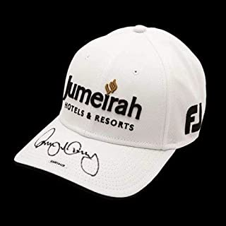rory mcilroy jumeirah hat