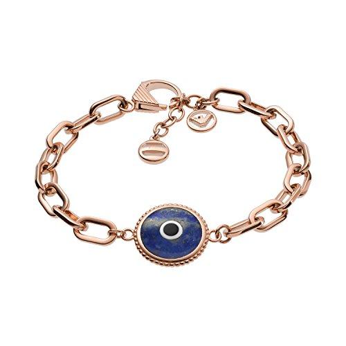Emporio Armani Cadena pulsera Mujer acero inoxidable - EGS2527221