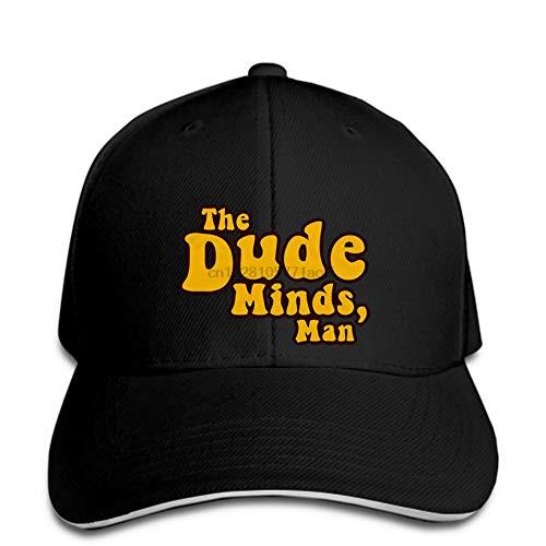 Baseballmütze lustige rote Druck Baseballkappe coolen Mann drucken Hut schwarzer Hystereseneinstellbarer Casual Hip Hop lustig im Freien Schirmmütze