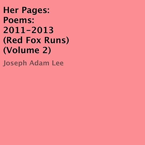 Her Pages: Poems: 2011-2013 audiobook cover art