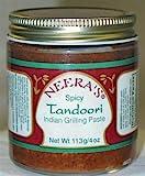 Tandoori Indian Grilling Paste - award winning spicy classic. 1 jar