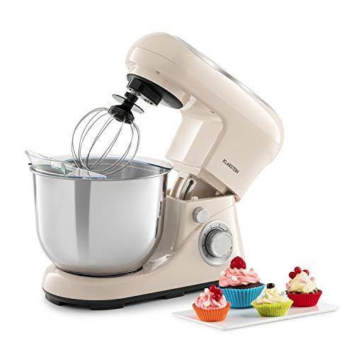 KLARSTEIN Bella Pico 2G - Robot da Cucina, Mixer, 6 Livelli di...