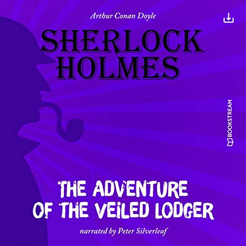 The Adventure of the Veiled Lodger cover art