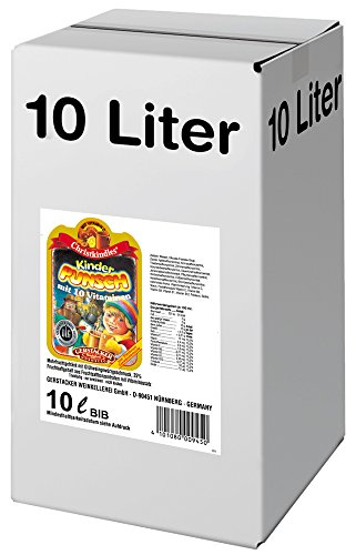 Christkindles Kinderpunsch (1 x 10 l Bag-in-Box)