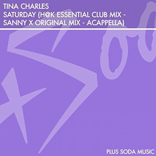 Tina Charles