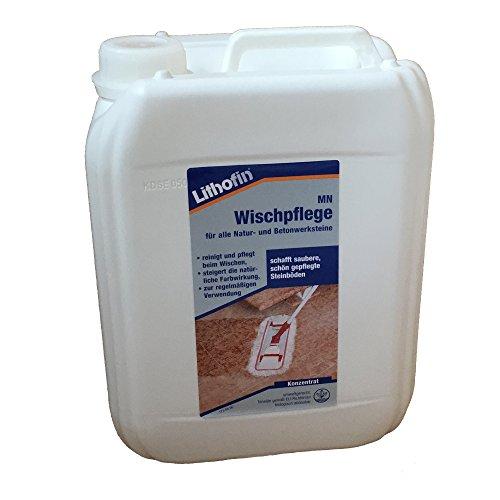 Lithofin MN Wischpflege für Marmor, Natur- und Betonwerkstein 5 Liter