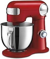 CUISINART SM-50RC Precision Master 5.5 Qt (5.2L) Stand Mixer, Red