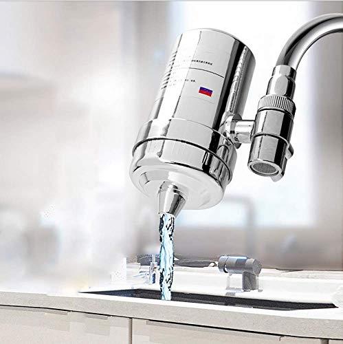 Uso en el hogar Purificador de agua Calidad de agua Filtro Filtro Filtro de agua Filtro de agua Sistema de purificador, agua, cerámica, filtro JIAJIAFUDR (Color : Filter, Size : -)