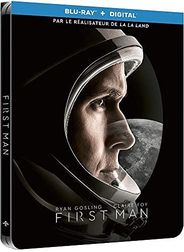 First Man - Le Premier Homme sur la Lune [Francia] [Blu-ray]