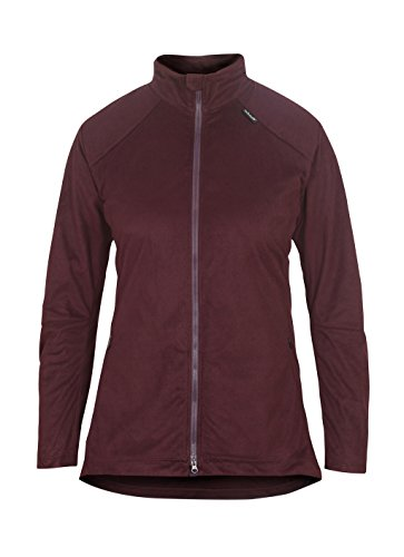 Páramo Damen Zefira Wicking Technical Jacke, Fleece XL Violett - violett