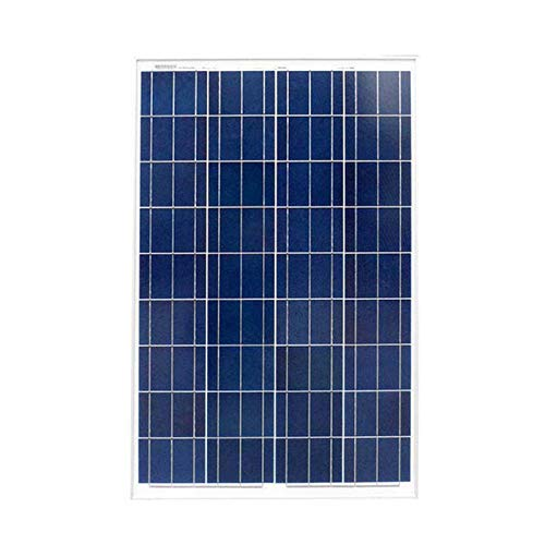 YILANJUN 100w Polycrystalline Solar Panel, Energy Saving And Environmental Protection, Indoor And Outdoor Power Generation System, Charging 12v Battery