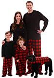 #followme Family Pajamas Microfleece Mens Pajama Set 6752-10195-M