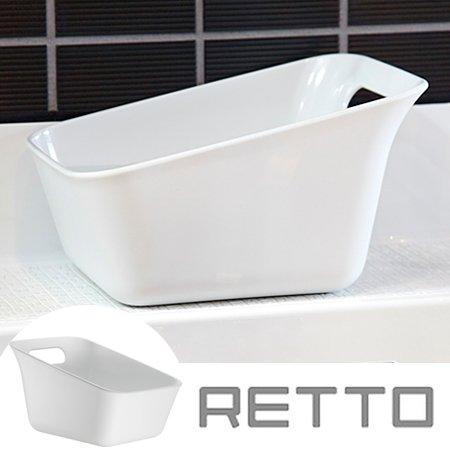岩谷マテリアル『RETTO(レットー)湯手おけ<角>』