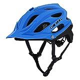 Heemtle Bike Casco da Bicicletta, Cairbull AllSet Ciclismo MTB per Bicicletta Casco antimuffa con Supporto per Telecamera Regolabile 55-61 cm (6 Colori opzionali)