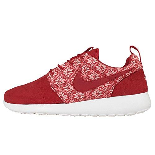 Nike Herren Roshe One Winter Laufschuhe, rot grau Rotes Segel, 44.5 EU