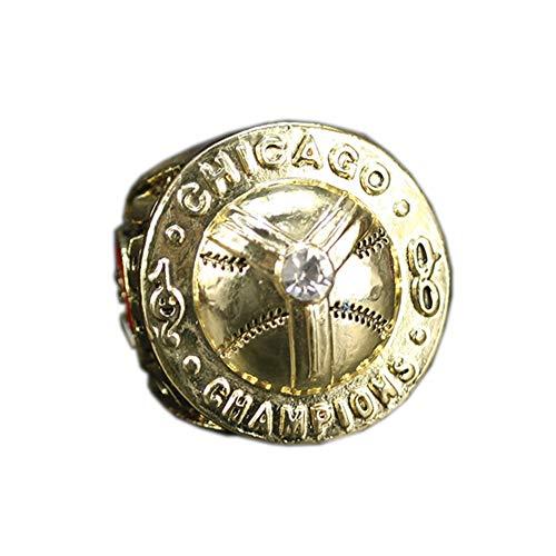 WSTYY MLB 1906 Championship Ring für Fans der Männer Geschenk-Kollektion und Andenken Meister Ringe Replik,with Box,11#