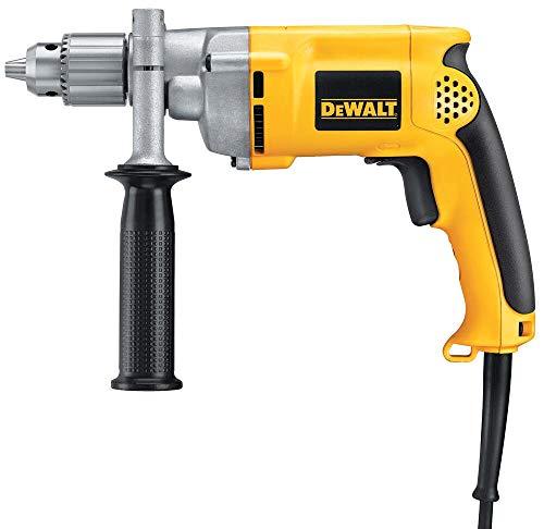 DEWALT DW235G 8.5Amp 1/2-Inch Vsr Drill, 120 V, Yellow,...