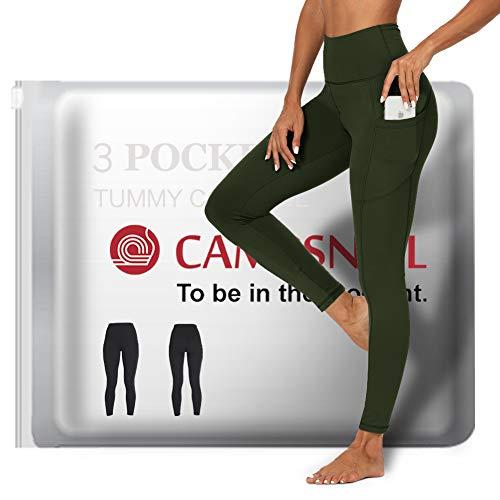 High Waisted Yoga Pants for Women -…