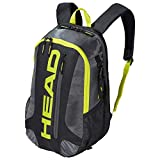 HEAD Racquetball & Pickleball Backpack - Racket Bag w/ Multiple Compartments & Adjustable