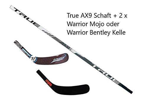 True AX9 Schaft + 2 Warrior Kellen - 40 Flex (Junior), Spielseite:rechts, Biegung:W03 Backstrom