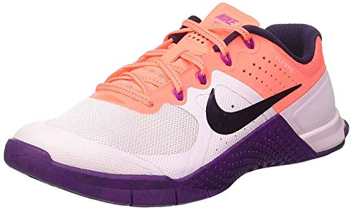 Nike Womens Metcon 2 Low Top Lace Up Running Sneaker
