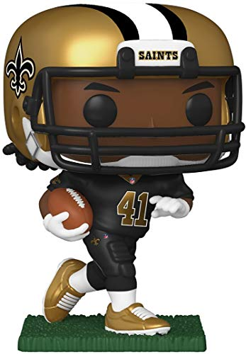 Funko POP! NFL: New Orleans Saints - Alvin Kamara