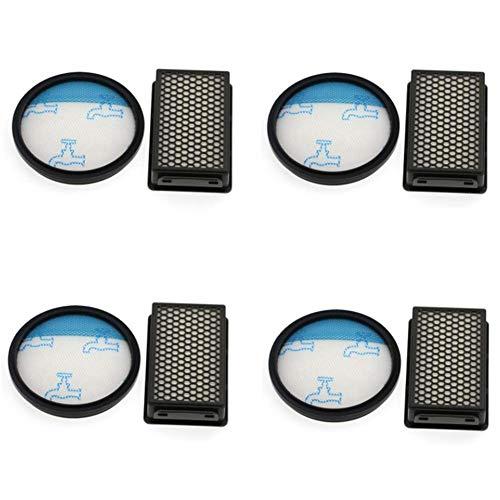 NICERE Recambios de Partes de aspirador Accesorios Filtro de malla Hepa Filtro de algodón para Rowenta RO3715 RO3795 RO3798