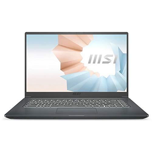 MSI 15 A10M Laptop (Modern)-486XES Grey I7-10510U/16GB/SSD
