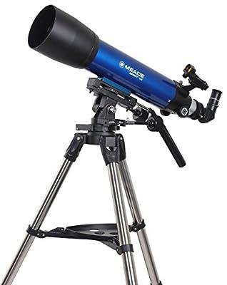 Meade Instruments Infinity 102mm AZ Refractor Telescope (Renewed)