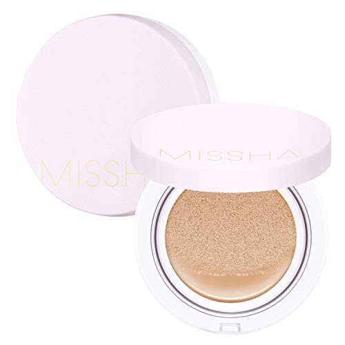 Missha Magic Cushion Cover Lasting Foundation SPF50+/PA+++, 23 Natural Beige 15 g