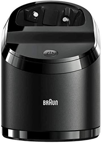 Estación de sistema de limpieza Braun Series 5 S5-2 – compatible con máquinas de afeitar tipo 5769 solamente, 5040s, 5050cc, 5090cc, 5140s, 5145s, 5147s, 5160s, 5190cc, 5195cc, 5197cc