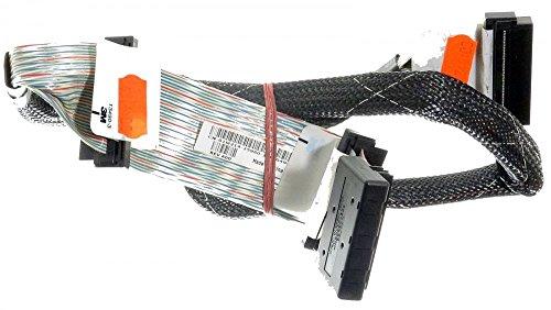 Unbekannt LVD/SE SCSI-Kabel rund 68pin 3 Abgriffe 80cm m. Terminator. ID16496