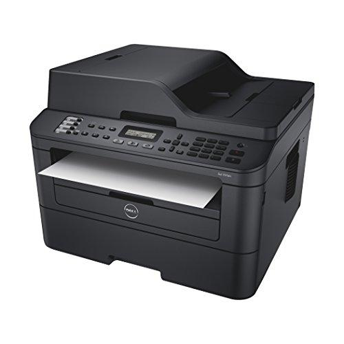 Dell E515dn s/w netzwerkfähiges Multifunktionsgerät mit Duplexfunktion (Scanner, Kopierer, Drucker & Fax) - Nachfolger vom B1265dnf