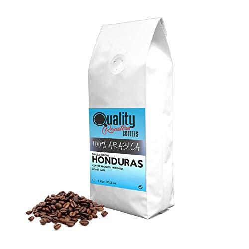 ☕ Natürliche kaffeebohnen. 100% Arabica. Einzigartiger ursprung Honduras, 1kg. Geröstete Handwerk.