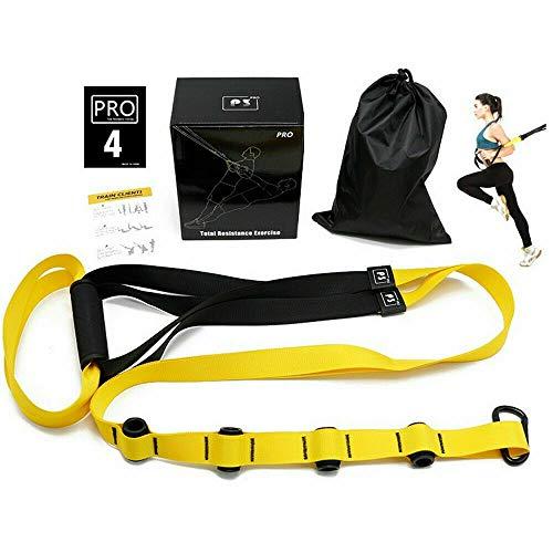 ENJOY1 Resistance Bands Fitness Hanging Training Straps Gym Workout Crossfit Suspension,Fitness Equipment Resistance Set