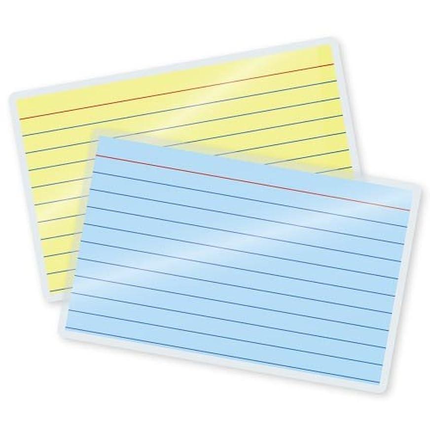 テーブルを設定するアスレチックマニアTruLam 10 Mil File/Index Card Laminating Pouches 3-1/2 x 5-1/2 Inches, 100 per Box (LP10FIL) by TruLam