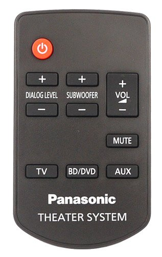 Panasonic Soundbar Remote Control