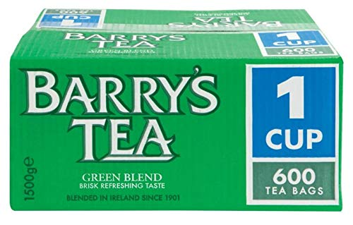 Barrys Irish Breakfast 600 Very popular Catering Teabags Max 64% OFF